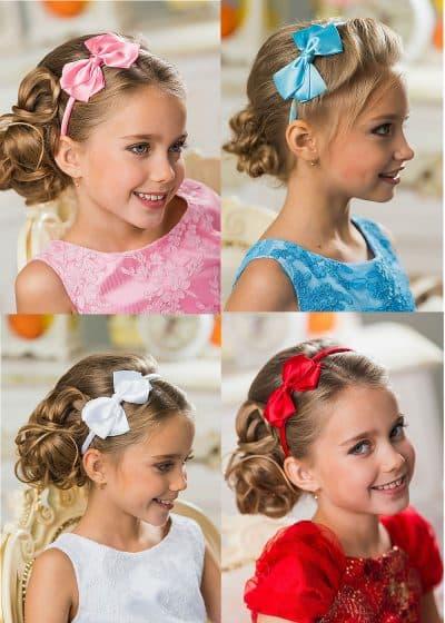 ободки для волос для девочек