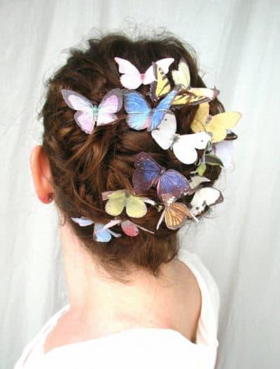 заколка-бабочка для волос для девочек