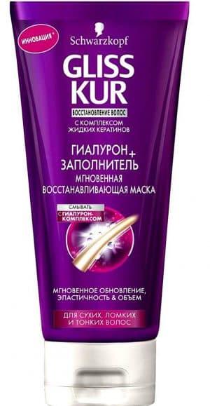 маска для объёма волос GLISS KUR